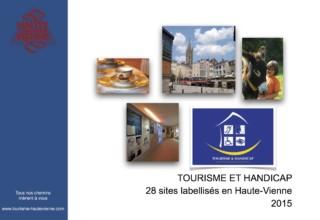 Commission régionale de la marque Tourisme et Handicaps du 22 Novembre 2016