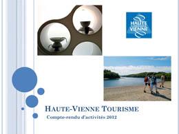 Les rapports annuels d'activités de 2008 à 2012