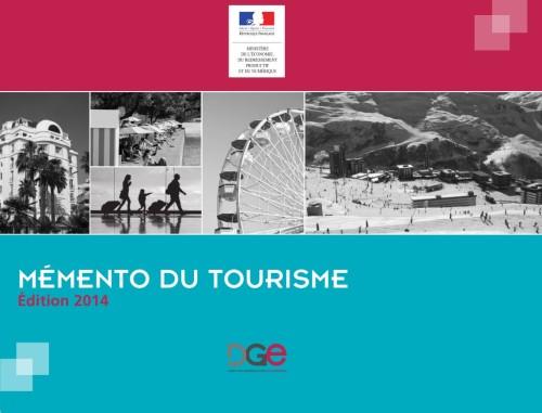 Mémento du tourisme - Édition 2014
