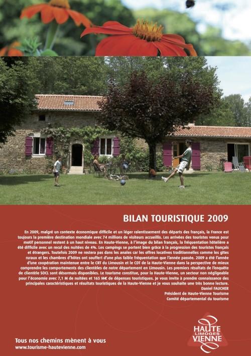 BILAN_TOURISTIQUE_2009_BD_