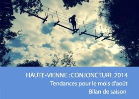Conjoncture estivale 2014 en Haute-Vienne