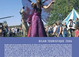 Haute-Vienne Tourisme : bilan touristique année 2006