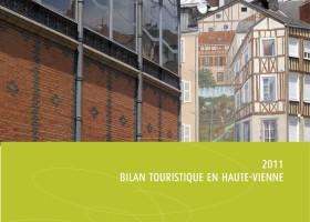 Haute-Vienne Tourisme : bilan touristique année 2011