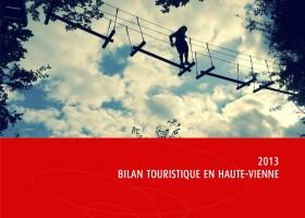 Haute-Vienne Tourisme : bilan touristique année 2013