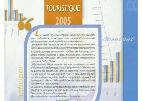 Haute-Vienne Tourisme : bilan touristique année 2005