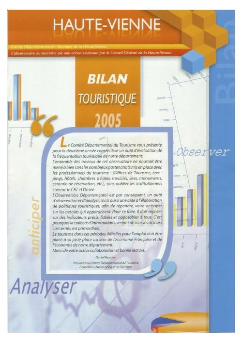 Haute-Vienne_Bilan_2005