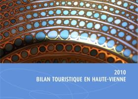 Haute-Vienne Tourisme : bilan touristique année 2010