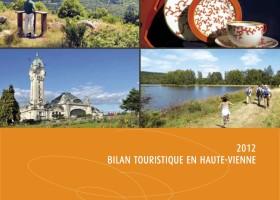Haute-Vienne Tourisme : bilan touristique année 2012