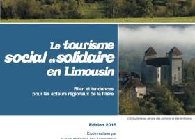 Etude UNAT : Tourisme sociale et solidaire en Limousin