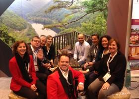 Haute-Vienne Tourisme sur les salons professionnels
