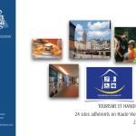 Brochure des sites labellisés Tourisme et Handicaps en Haute Vienne