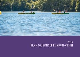 HAUTE-VIENNE TOURISME : BILAN TOURISTIQUE ANNÉE 2014