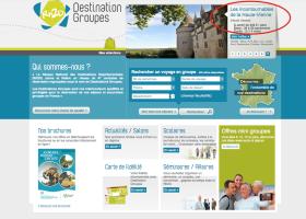 L'offre «groupes» de la Haute-Vienne sur destination-groupes.net