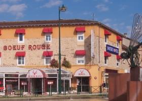 Hôtel le Boeuf Rouge : du nouveau