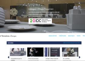 Nouveau site web pour Esprit Porcelaine
