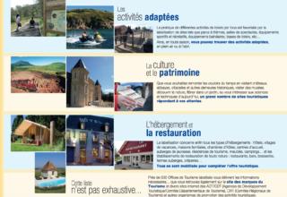 Nouvelle organisation et commission d'attribution de la marque Tourisme et Handicap du 21 juin 2016