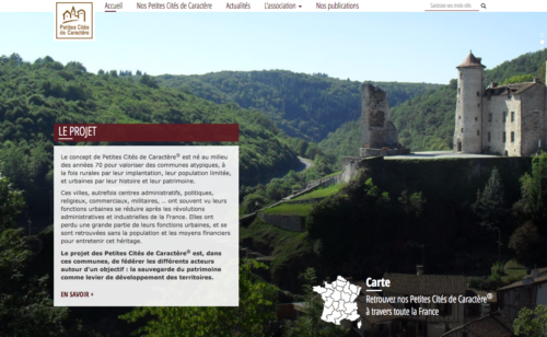 site web PCC