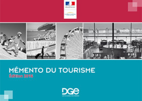 Mémento du tourisme – Édition 2016 | Direction Générale des Entreprises (DGE)