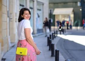 Une modeuse en Haute-Vienne
