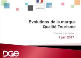 Les évolutions de la marque Qualité Tourisme™