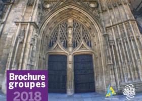 Haute-vienne Tourisme sort sa brochure groupes 2018