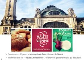 Pause gourmande en gare de Limoges Bénédictins !