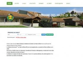 La Résidence des Hauts de Blond ouvre sa vente en ligne avec Elloha