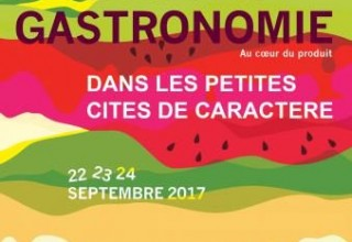 Les Petites Cités de Caractère®️ accueillent la Fête de la Gastronomie-Goût de France