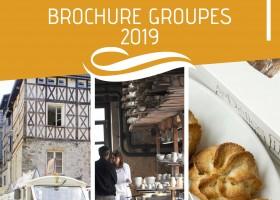 Limoges Haute-Vienne : brochure groupes nouvelle formule pour Haute-Vienne Tourisme