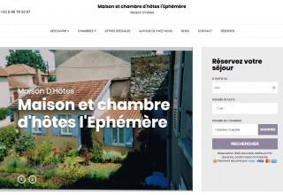 L'Ephémère, une nouvelle chambre d'hôtes à Limoges