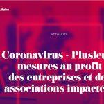 Covid-19 : les mesures de la Région Nouvelle-Aquitaine