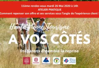 A Vos Côtés#11 et 12, mardi 26 et vendredi 28 Mai 2020