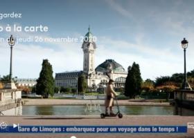 En novembre, la Haute-Vienne fait le show !
