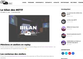 Le bilan des Rencontres Nationales du ETourisme 2021